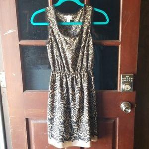 Very thin dress